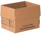 1.5 Cubic Foot Kitchen Moving Boxes